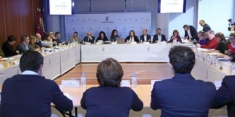 El Gobierno regional ha invertido cerca de 600 millones de euros en políticas de empleo y cualificación profesional para los colectivos más vulnerables