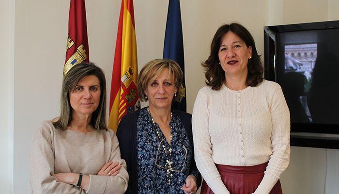 El Gobierno regional y el Colegio de Arquitectos de Castilla-La Mancha estudian vías de colaboración para impulsar la igualdad de género en este grupo profesional