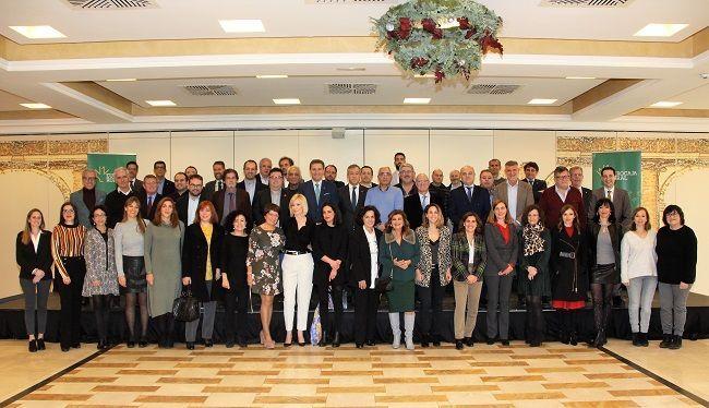 Eurocaja Rural cierra el año abriendo oficina en una nueva región Murcia
