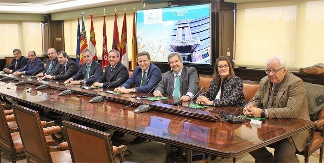 Eurocaja Rural y Fedeto ratifican su apoyo a la Lonja Agropecuaria