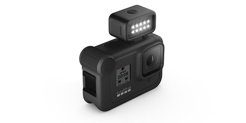 GoPro te lo pone más fácil con su nuevo accesorio de foco (Light Mod)