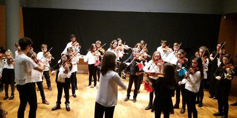 La Escuela Municipal de Música y Artes Escénicas de Cuenca desarrolla un amplio programa de actuaciones durante el mes de diciembre