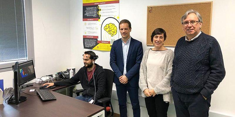 La Junta apoya proyectos punteros sobre 'Internet de las Cosas' que se está desarrollando en la Escuela Superior de Informática de Ciudad Real