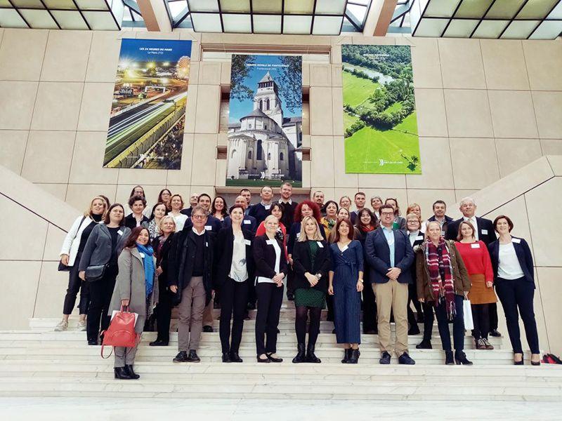 La Junta culmina la primera fase del proyecto Bioregio con la aprobación del Plan de Acción Regional