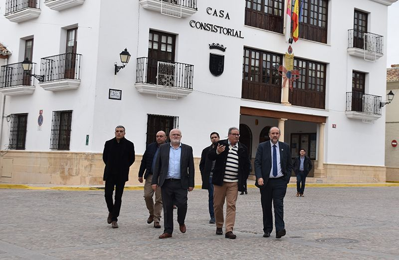 La Junta ha destinado más de 20,5 millones de euros para fomentar la inversión de empresas en municipios integrados en zonas ITI