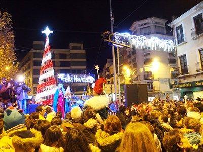 La programación navideña de Cuenca se inicia este jueves con la inauguración del alumbrado ornamental