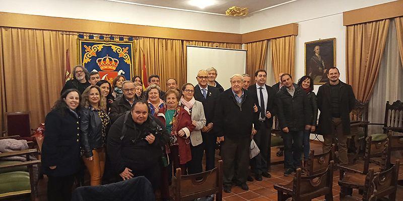 Los conquenses Ana M. Gálvez y José Antonio Almonacid reciben la Medalla de las Cuatro Sinagogas de la Ciudad Santa