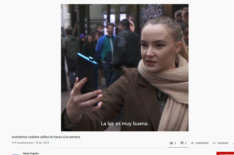 Los españoles, los reyes del selfie