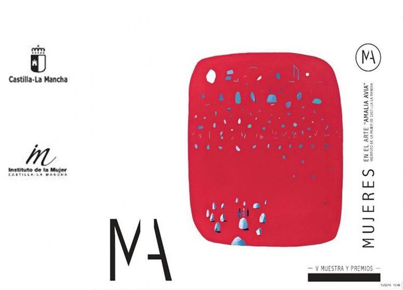 María Ronda Bautista López, Marta María Díaz Martínez y Ester Gandía Martínez ganan los Premios y Muestra Mujeres en el Arte Amalia Avia