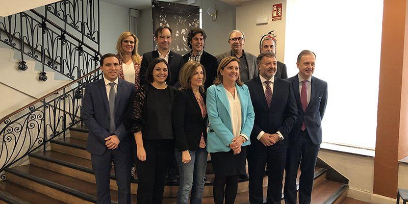 """Martínez Chana """"La Diputación siempre va a estar junto al resto de instituciones apoyando la Semana de Música Religiosa"""""""