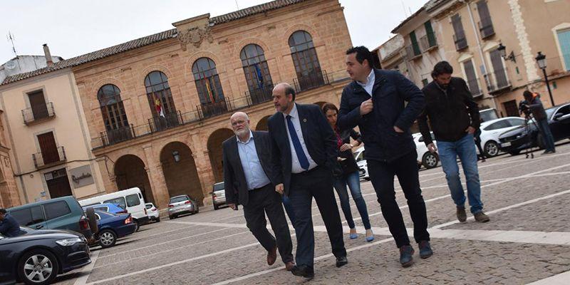 Martínez Guijarro anuncia que la Junta sacará a principios de año nuevas convocatorias de Expresiones de Interés por más de 70 millones de euros