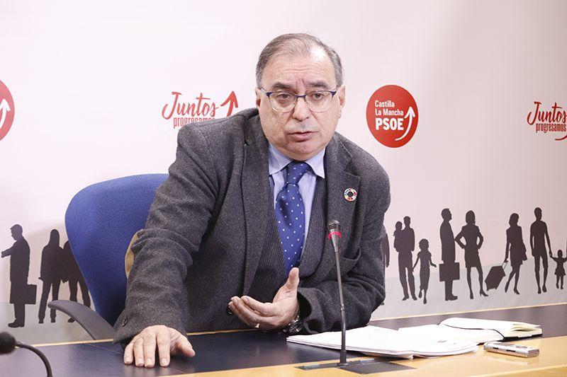 Mora insta a Núñez a pedirle a Benjamín Prieto una rectificación pública por sus descalificaciones a los socilialistas