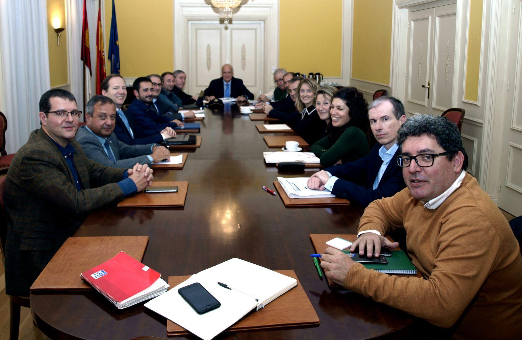 La Comisión de Asistencia al Subdelegado del Gobierno se reúne para hacer balance de la gestión de los organismos del Gobierno de España en Cuenca