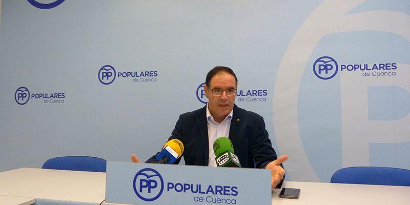 """Prieto pide al Gobierno regional que la Ley contra el Despoblamiento comprometa inversiones """"acordes y racionales"""" al Patrimonio Histórico  de Castilla-La Mancha"""