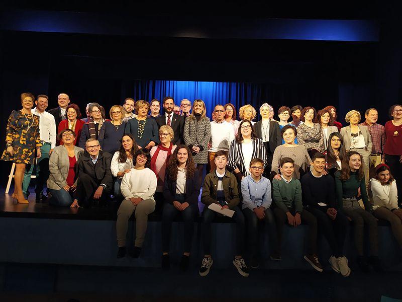 San Celemente celebra el 41ª aniversario de la Constitución Española