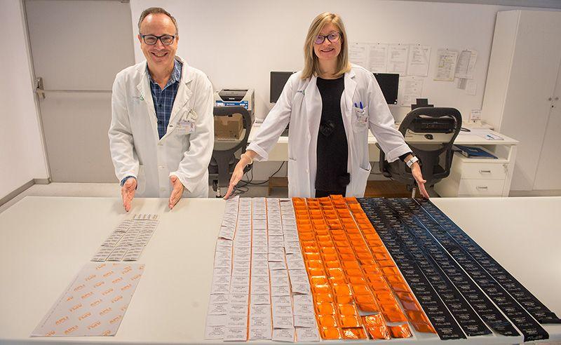 Un proyecto del Hospital Nacional de Parapléjicos basado en el reetiquetado afectado los residuos contaminantes en los servicios de farmacia de los hospitales