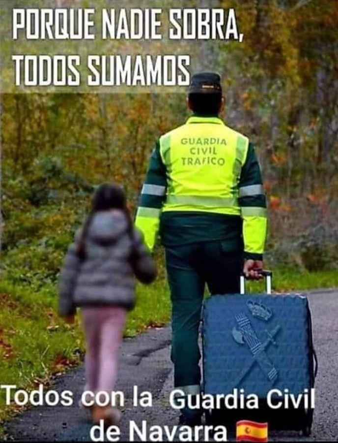 Carta abierta para Sánchez Castejón de la Asociación Profesional de la Guardia Civil Jucil