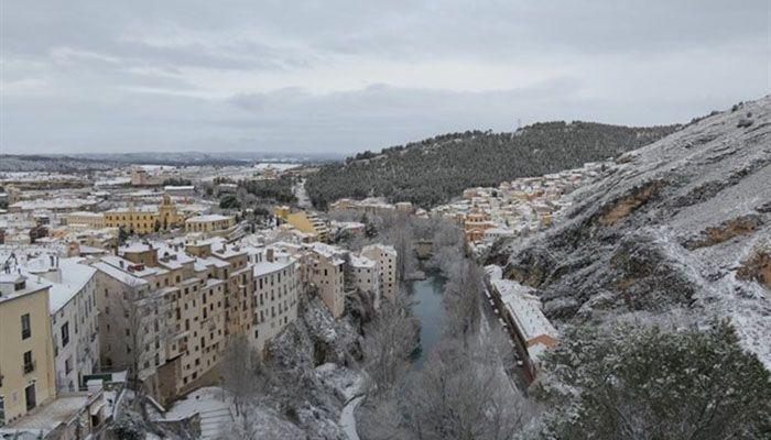 """El Ayuntamiento de Cuenca activa el PEMUVI en fase de prealerta ante la predicción de una """"brusca"""" bajada de las temperaturas"""