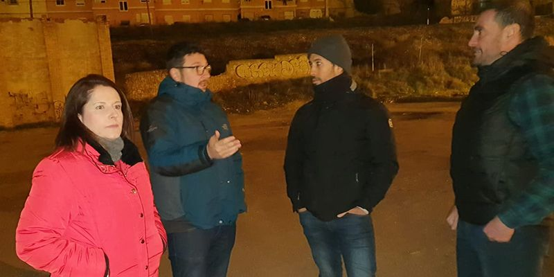 El Ayuntamiento de Cuenca trabaja ya para convertir la explanada de Antonio Maura en un espacio de ocio alternativo