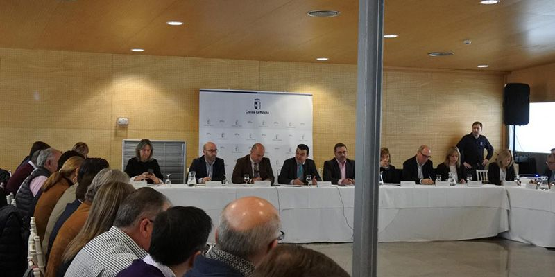 El Gobierno de Castilla-La Mancha espera aprobar el documento de posición regional del agua consensuado en el mes de marzo
