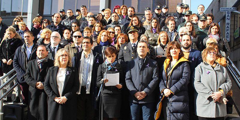 El Gobierno de Castilla-La Mancha se muestra contundente utilizará toda su energía y sus recursos para acabar con la violencia de género