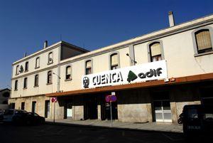 Adif y Renfe rectifican y restablecen la venta presencial de billetes en las estaciones de ferrocarril de Cuenca, Huete y Carboneras
