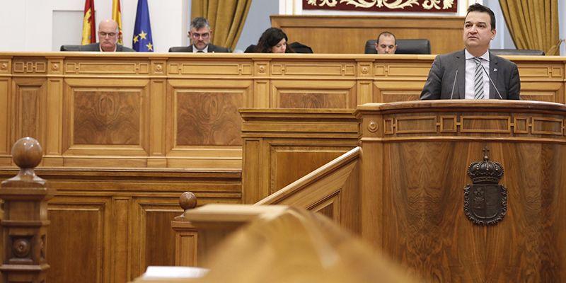 La Cámara regional pide a los diputados de Castilla-La Mancha en el Congreso que voten en contra de la PNL de Vox sobre el trasvase