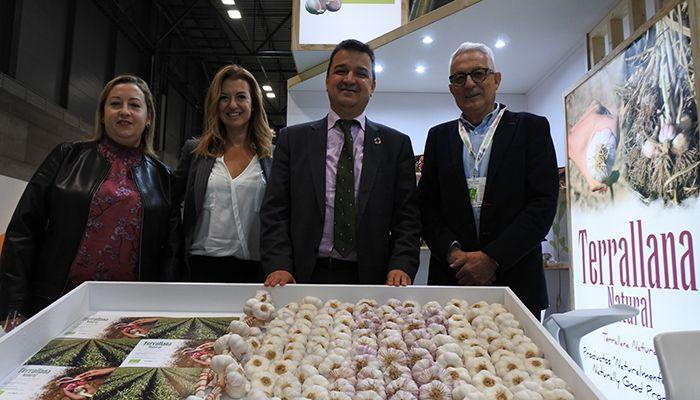 La Junta continuará impulsando la promoción de los alimentos de Castilla-La Mancha en 17 ferias durante 2020