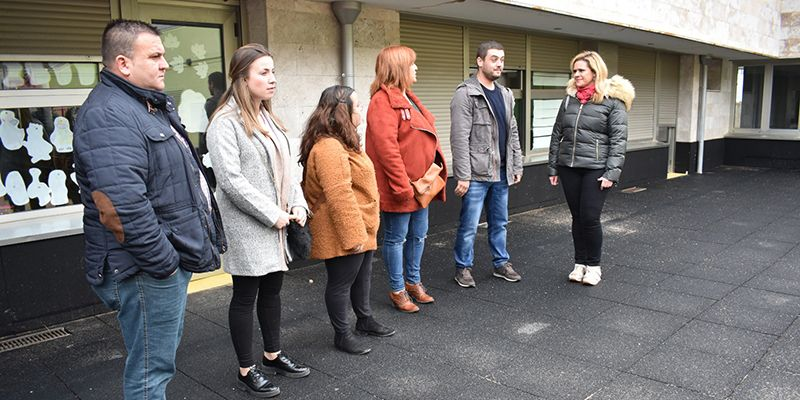 La Junta y el Ayuntamiento de Los Hinojosos trabajarán en la puesta en marcha de la vivienda de mayores