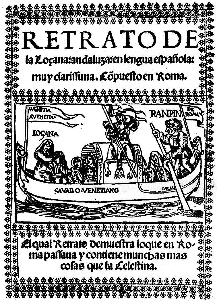 La prostitución en el siglo XVI, en las charlas de la RACAL