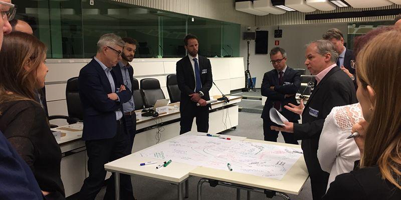 La Red SSPA participa en una mesa de trabajo del Comité de las Regiones para trasladar propuestas a la Comisión Europea