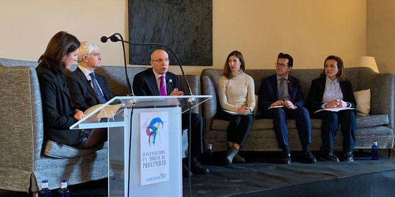 Las empresas de supermercados analizan en Cuenca el papel de la distribución alimentaria como elemento de vertebración territorial en Castilla La Mancha