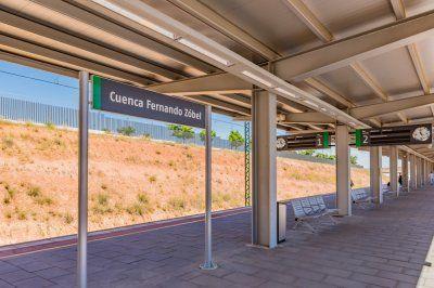 Más de 2,4 millones de clientes han viajado en los trenes de Alta Velocidad con origen y destino Cuenca durante los nueve años de funcionamiento