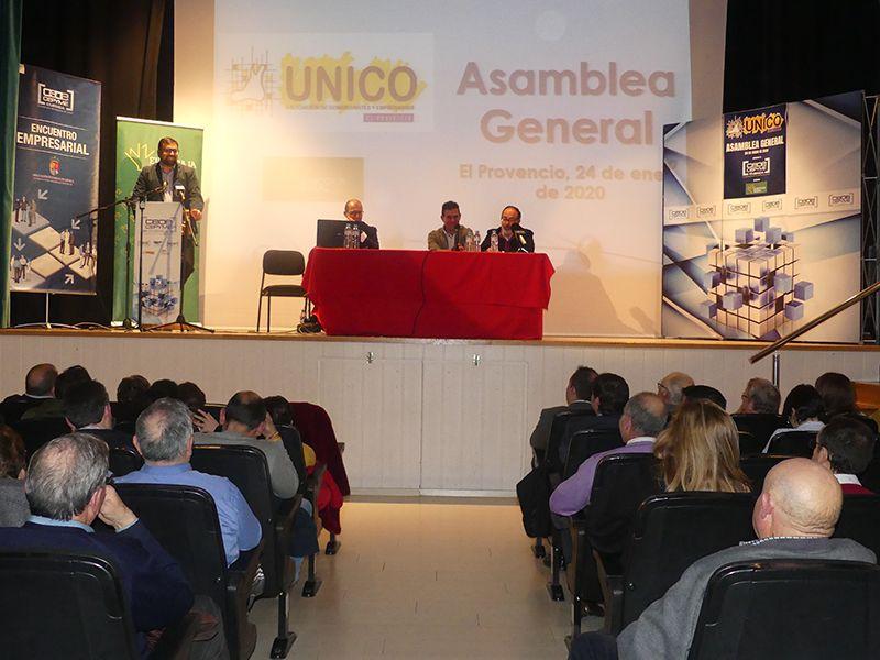 Más de cien personas respaldan las acciones de UNICO en su Asamblea General