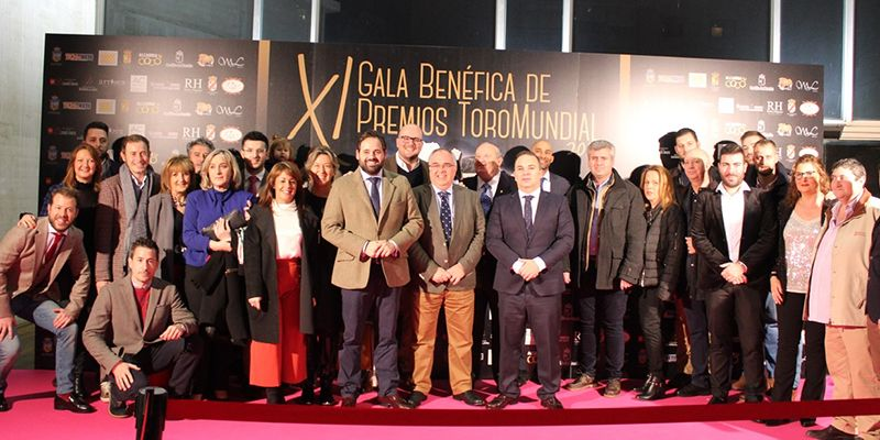 Núñez afirma que defenderá los toros y la caza frente al Gobierno de Sánchez por ser dos actividades muy arraigadas social y económicamente en la región