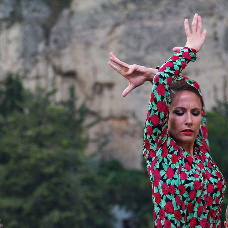 """Rosario """"La Tremendita"""" y Virginia García Vicente, flamenco femenino en Estival Cuenca 2020"""