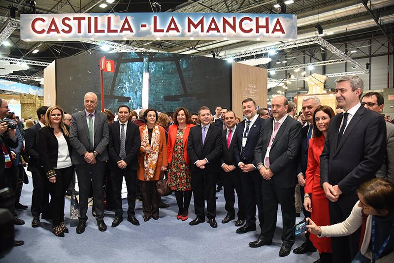 Page anuncia una inversión de 16 millones de euros para la renovación de la cartelería turística de toda la región