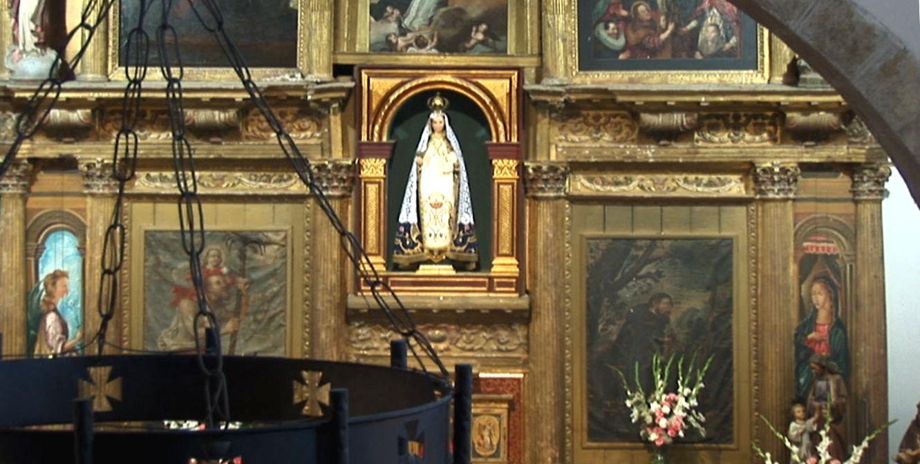 retablo antes de | Informaciones de Cuenca