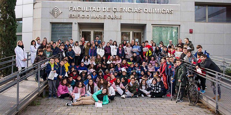 Más de 200 estudiantes de Primaria conocen los laboratorios del IRICA y participan en diferentes experimentos