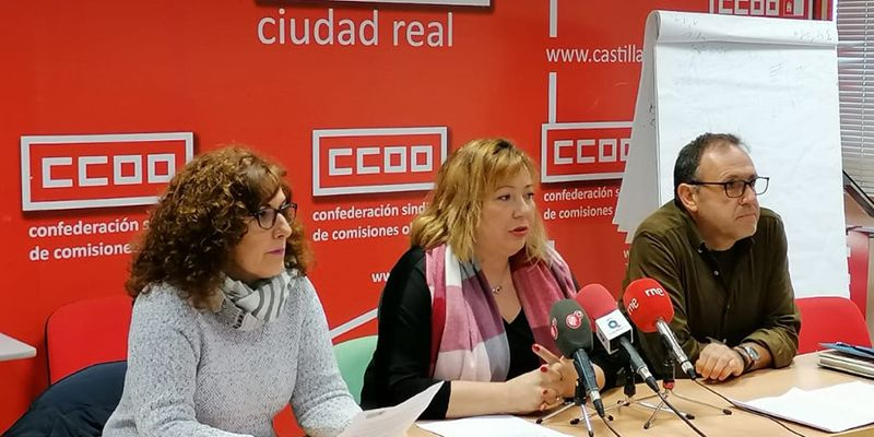 CCOO denuncia que Educación mantiene 'en precario' a 600 profesionales con la oposición aprobada y plaza adjudicada