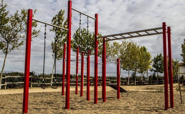 El Ayuntamiento de Cuenca publica la licitación para instalar un parque de calistenia