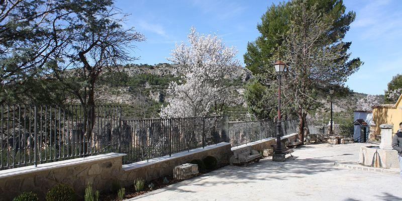 El Consorcio de la Ciudad de Cuenca recibe la obra de construcción de vallado perimetral en el Cementerio de San Isidro