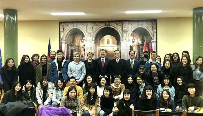 El de Cuenca es el campus universitario de España que más alumnos taiwaneses recibe