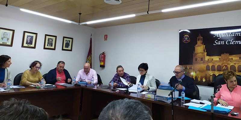 """El Equipo de Gobierno del Ayuntamiento de San Clemente califica la """"espantada"""" del PP como un acto para buscar notoriedad"""