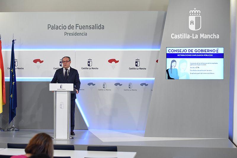 El Gobierno de Castilla-La Mancha reclama al Estado los 135 millones que le adeuda