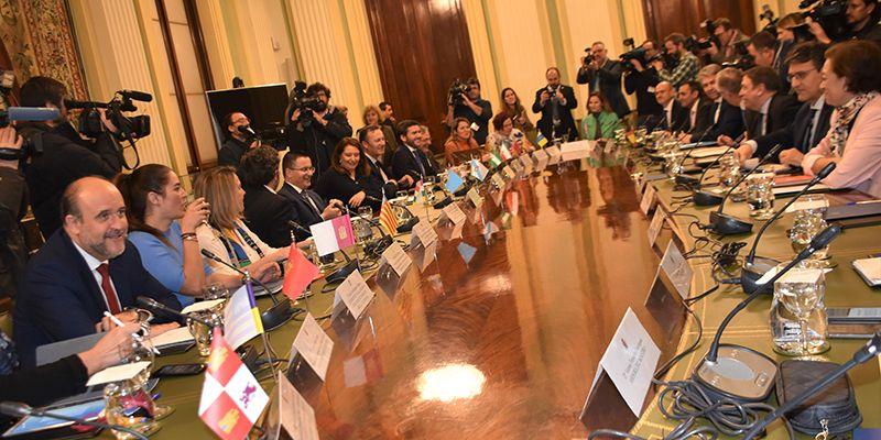 El Gobierno de Castilla-La Mancha traslada al Ministerio de Agricultura su apoyo en la defensa de una PAC fuerte y orientada a las explotaciones familiares