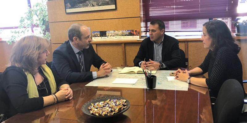El Gobierno regional y la empresa Getronics abordan la consolidación del proyecto empresarial en la ciudad de Cuenca