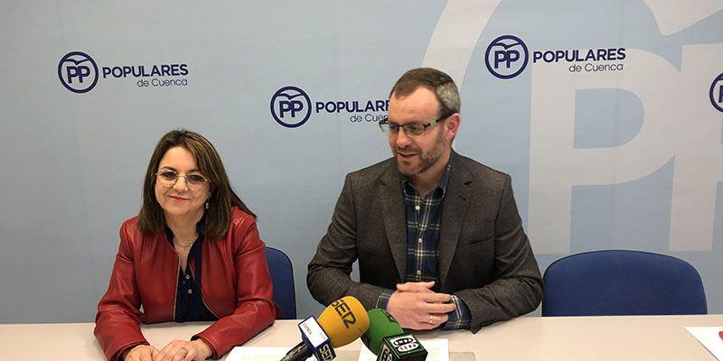 El PP advierte de que los presupuestos de la Diputación de Cuenca no contemplan ninguna partida para el parque tecnológico