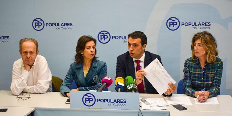 El PP en el Ayuntamiento de Cuenca confirma las sospechas sobre el plagio del video promocional de FITUR