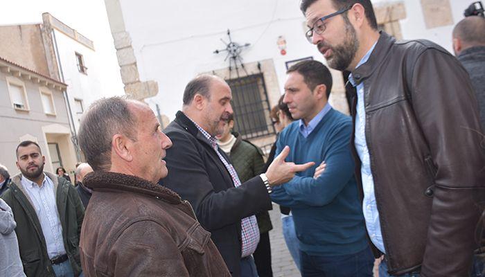 El PSOE de Cuenca celebra un encuentro comarcal en El Provencio con más de un centenar de militantes y simpatizantes